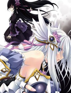 Rating: Safe Score: 28 Tags: armor dress highschool_dxd miyama-zero ophis rossweisse User: kiyoe