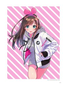 Rating: Safe Score: 22 Tags: a.i._channel kizuna_ai morikura_en sweater User: Nepcoheart