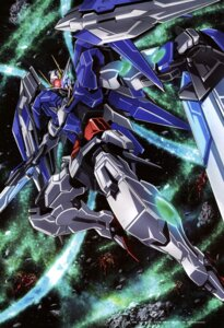 Rating: Safe Score: 8 Tags: 00_raiser ahead arisawa_hiroshi gundam gundam_00 mecha User: drop