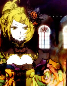 Rating: Safe Score: 10 Tags: aku_no_meshitsukai_(vocaloid) kagamine_rin nagimiso nagimiso.sys vocaloid User: Radioactive