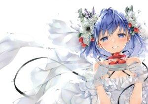 Rating: Safe Score: 35 Tags: dress natsume_eri tagme wedding_dress User: Radioactive