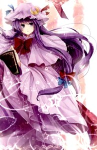 Rating: Safe Score: 24 Tags: hagiwara_rin patchouli_knowledge touhou vita_(circle) User: Radioactive