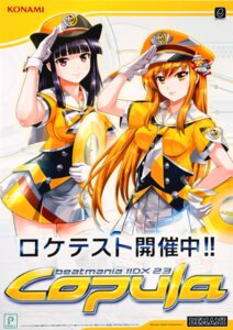 Rating: Safe Score: 16 Tags: beatmania beatmania_iidx goli_matsumoto iroha_(beatmania) lilith_(beatmania) uniform User: b923242