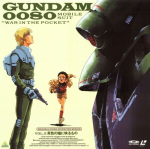 Rating: Safe Score: 2 Tags: bernard_wiseman disc_cover gundam gundam_0080 izuruha_alfred male User: Radioactive