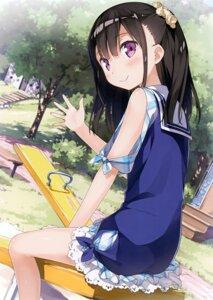 Rating: Safe Score: 127 Tags: dress kantoku shizuku_(kantoku) User: Hatsukoi