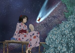 Rating: Safe Score: 9 Tags: kumosuke yukata User: Syko83