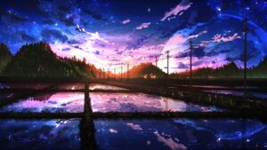 Rating: Safe Score: 74 Tags: landscape smile_(qd4nsvik) wallpaper User: RyuZU