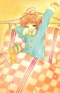 Rating: Safe Score: 7 Tags: card_captor_sakura clamp kerberos kinomoto_sakura pajama User: Share