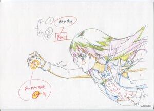Rating: Safe Score: 6 Tags: dual_(garakowa) glass_no_hana_to_kowasu_sekai raw_scan sketch User: hirotn