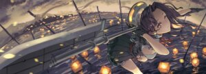 Rating: Safe Score: 44 Tags: fujita_(condor) kantai_collection landscape tatsuta_(kancolle) weapon User: nphuongsun93