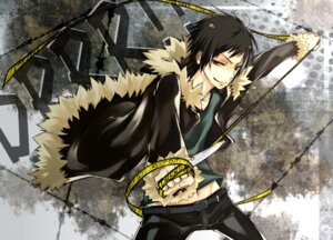 Rating: Safe Score: 13 Tags: durarara!! male orihara_izaya sakuraba User: Radioactive