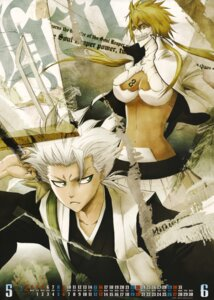 Rating: Safe Score: 15 Tags: bleach calendar cleavage halibel hitsugaya_toushirou nagasawa_yukie User: bdanime05