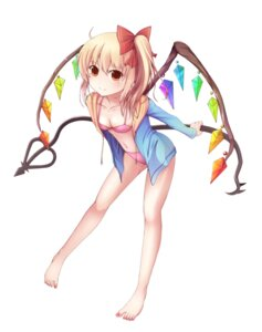 Rating: Safe Score: 39 Tags: bikini flandre_scarlet k-sk_style swimsuits touhou wings User: Zenex