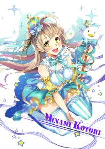 Rating: Safe Score: 37 Tags: dress heels hoony love_live! minami_kotori thighhighs User: mash
