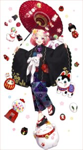 Rating: Safe Score: 22 Tags: hakusai kimono umbrella User: Mr_GT