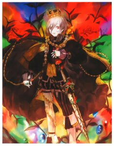 Rating: Safe Score: 8 Tags: hakus kaku-san-sei_million_arthur male sword User: Radioactive