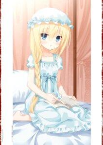 Rating: Safe Score: 45 Tags: digital_version dress hidan_no_aria kobuichi minuet_holmes User: Twinsenzw