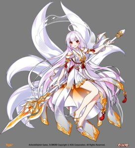 Rating: Safe Score: 40 Tags: ara_haan asian_clothes elsword heels tagme tail transparent_png weapon User: h71337