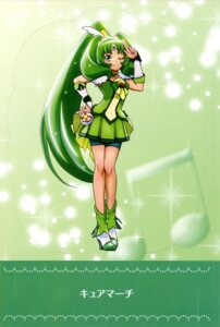 Rating: Questionable Score: 8 Tags: dress heels midorikawa_nao pretty_cure smile_precure! User: drop