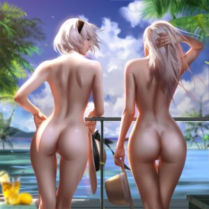Rating: Explicit Score: 117 Tags: liang_xing naked nier_automata pussy pussy_juice uncensored yorha_no.2_type_b yorha_type_a_no._2 User: BattlequeenYume