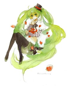 Rating: Safe Score: 10 Tags: hatsune_miku i-riya pantyhose vocaloid User: Radioactive