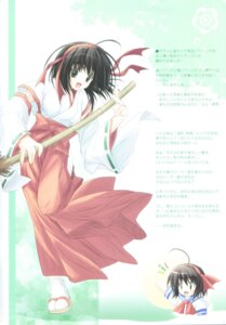 Rating: Safe Score: 2 Tags: miko nagomi tenmu_shinryuusai User: korokun