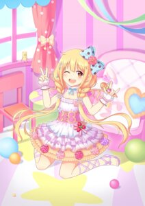Rating: Safe Score: 23 Tags: dress futaba_anzu kuta_(shi_cai) the_idolm@ster the_idolm@ster_cinderella_girls User: Mr_GT