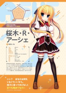 Rating: Safe Score: 31 Tags: digital_version madosoft sakuragi_roofolet_ashe seifuku thighhighs utsunomiya_tsumire wagamama_high_spec User: Twinsenzw