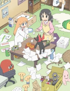 Rating: Safe Score: 33 Tags: hakase neko nichijou sakamoto shinonome_nano sweater tagme User: lovecortana