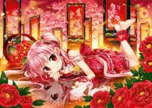 Rating: Safe Score: 74 Tags: cleavage dress fujima_takuya heels User: Twinsenzw