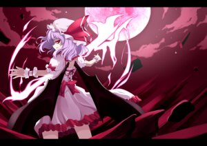 Rating: Safe Score: 19 Tags: remilia_scarlet touhou uruugekka wings User: yumichi-sama