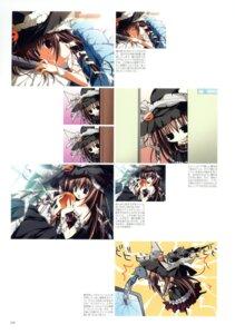 Rating: Safe Score: 7 Tags: hasegawa_isaac_izumi_mercedes_jakoko inugami_kira makura supreme_candy User: crim