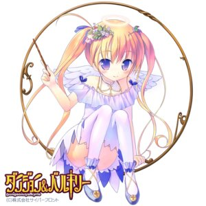 Rating: Questionable Score: 37 Tags: dungeon_&_valkyrie loli pantsu takoyaki thighhighs wings User: fairyren