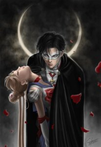 Rating: Safe Score: 16 Tags: chiba_mamoru sailor_moon takumi_(marlboro) tsukino_usagi User: Radioactive