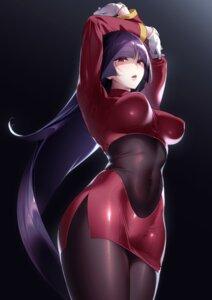 Rating: Questionable Score: 33 Tags: bodysuit hizuki_akira natsume_(pokemon) pokemon User: BattlequeenYume