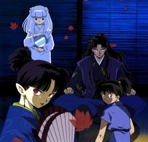 Rating: Safe Score: 7 Tags: inuyasha kagura_(inuyasha) kanna_(inuyasha) kimono kohaku_(inuyasha) naraku User: Radioactive