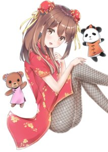 Rating: Safe Score: 45 Tags: breast_hold chinadress fishnets hujinoyume pantyhose User: sym455