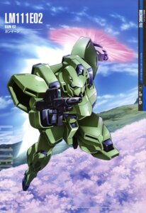 Rating: Safe Score: 5 Tags: gun gundam mecha mutaguchi_hiroki victory_gundam User: drop
