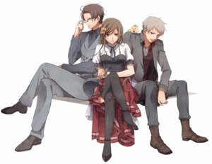 Rating: Safe Score: 36 Tags: austria hetalia_axis_powers hungary murakami_yuichi prussia User: Radioactive