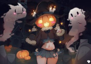 Rating: Safe Score: 15 Tags: halloween niniidawns torn_clothes User: Mr_GT