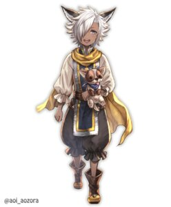 Rating: Safe Score: 4 Tags: animal_ears eustace_(granblue_fantasy) granblue_fantasy male pointy_ears shota yusunoinu User: sikosinsi