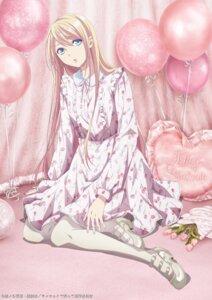 Rating: Safe Score: 22 Tags: dress fujito_chiyuki runway_de_waratte tagme User: blooregardo