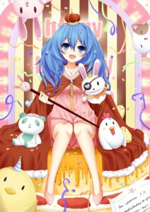 Rating: Safe Score: 43 Tags: date_a_live dress eyepatch heels neps-l yoshino_(date_a_live) User: charunetra