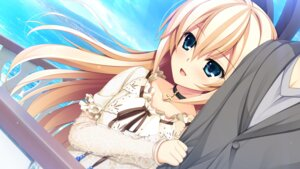 Rating: Safe Score: 45 Tags: asami_asami game_cg hibiki_works kurashiki_azusa pretty_x_cation_2 see_through User: abdulaziz5