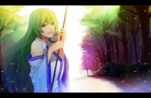 Rating: Safe Score: 14 Tags: japanese_clothes kochiya_sanae rby touhou User: charunetra