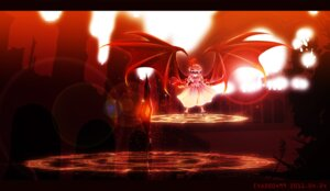 Rating: Safe Score: 14 Tags: dress eva200499 remilia_scarlet touhou wings User: SubaruSumeragi