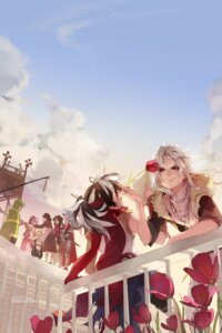 Rating: Safe Score: 14 Tags: blackbird(carciphona) carciphona shilin_huang veloce_visrin User: animefan01