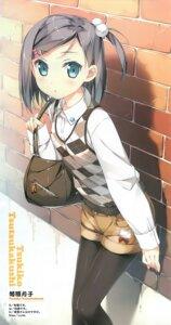 Rating: Safe Score: 128 Tags: aliasing hentai_ouji_to_warawanai_neko kantoku pantyhose tsutsukakushi_tsukiko User: Anonymous