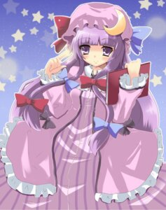Rating: Safe Score: 14 Tags: patchouli_knowledge snow_(gi66gotyo) touhou User: ddns001