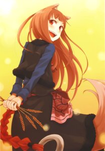Rating: Safe Score: 18 Tags: animal_ears ayakura_juu holo spice_and_wolf tail User: Radioactive